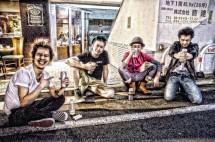 12/3 FULLSCRATCH、再起動後初のオリジナル・フル・アルバムリリース決定!